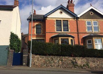 Thumbnail 4 bed semi-detached house for sale in Barnards Green Road, Malvern, Worcestershire