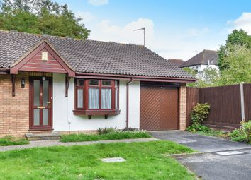 Thumbnail Detached bungalow for sale in Larcombe Close, Croydon