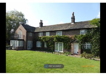 Thumbnail 4 bed detached house to rent in Cross Lane, Wilmslow