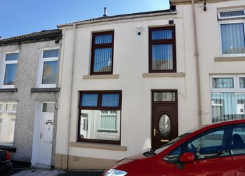 Thumbnail 2 bed terraced house for sale in Brynglas Street, Penydarren, Merthyr Tydfil