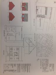 Thumbnail  Land for sale in Evers Street, Quarry Bank, Brierley Hill