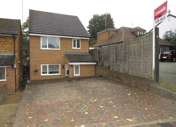 Thumbnail 3 bed detached house for sale in Parkfield, Markyate, St. Albans