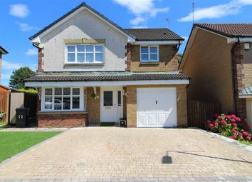 Thumbnail 4 bedroom detached house for sale in Ocean Field, Clydebank