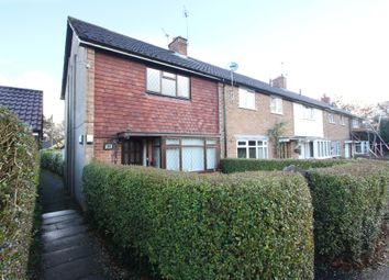 Thumbnail 2 bed end terrace house for sale in Church Lane, Corley, Coventry