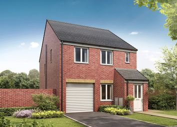 "Thumbnail 3 bedroom detached house for sale in ""The Chatsworth "" at Newlands Drive, Grove, Wantage"