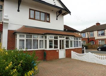 Thumbnail 2 bed flat to rent in Chatsworth Avenue, Cosham, Portsmouth
