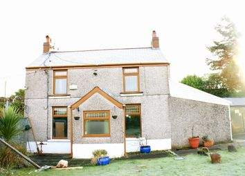 Thumbnail 3 bed detached house for sale in Ty Segur, Hillside, Neath, West Glamorgan