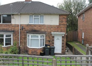 Thumbnail 3 bed semi-detached house to rent in Tottenham Crescent, Kingstanding, Birmingham