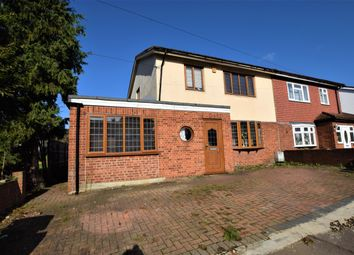 Thumbnail 4 bed semi-detached house to rent in Manford Way, Chigwell