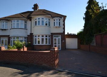 Thumbnail 3 bed semi-detached house for sale in Balliol Avenue, Chingford, London