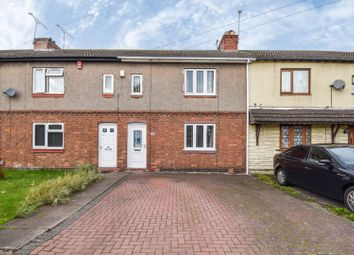 Thumbnail 3 bed terraced house for sale in Willenhall Lane, Coventry