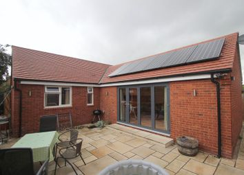 Thumbnail 3 bed detached bungalow for sale in Queens Close, Shipston-On-Stour