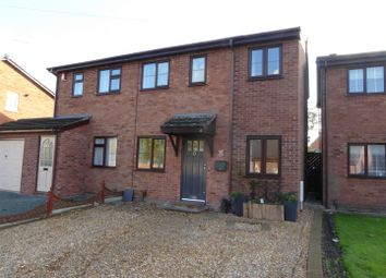 Thumbnail 3 bed semi-detached house for sale in Eli, Court, Hadley, Telford