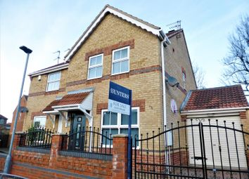 Thumbnail 3 bed semi-detached house for sale in Bank End Close, Bolton Upon Dearne, Rotherham
