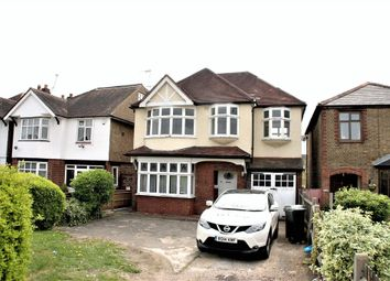 Thumbnail 4 bed detached house for sale in Ruxley Lane, West Ewell, Epsom