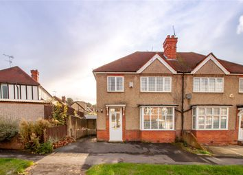 3 bed semi-detached house for sale in Lawrence Road, Tilehurst, Reading RG30