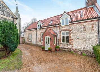 Thumbnail 4 bed semi-detached house for sale in Globe Street, Methwold, Thetford