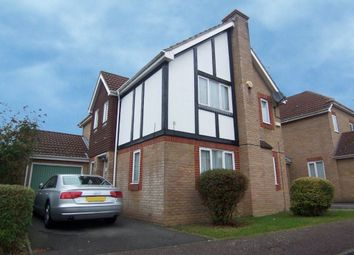 Thumbnail 4 bedroom detached house to rent in Burlington Close, Pinner