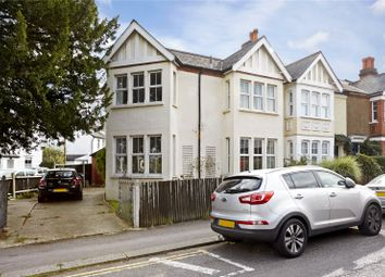 Thumbnail 3 bed semi-detached house for sale in Church Road, Epsom, Surrey
