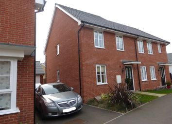 Thumbnail 3 bedroom semi-detached house for sale in St Johns Lane, Papworth Everard, Cambridge