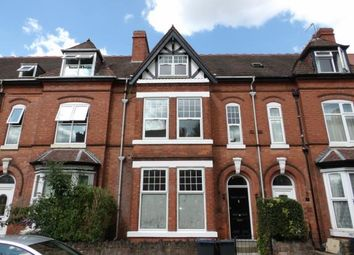 Thumbnail 6 bed terraced house for sale in Edgbaston Road East, Balsall Heath, Birmingham, West Midlands