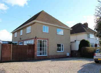 Thumbnail 4 bed detached house to rent in Comeytrowe Lane, Taunton