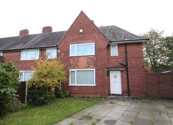 3 bed end terrace house for sale in Newhey Avenue, Manchester M22