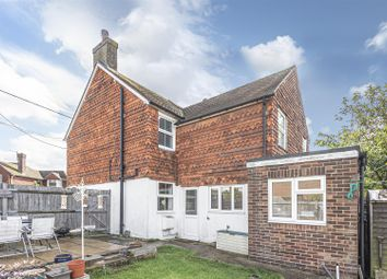 Thumbnail 2 bed semi-detached house for sale in Hawks Road, Hailsham