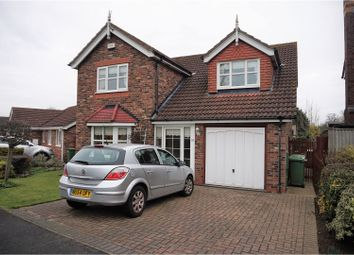 Thumbnail 4 bed detached house for sale in Blackthorn Drive, Great Coates