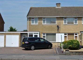 Thumbnail 3 bedroom end terrace house for sale in Thames Avenue, Greenmeadow, Swindon