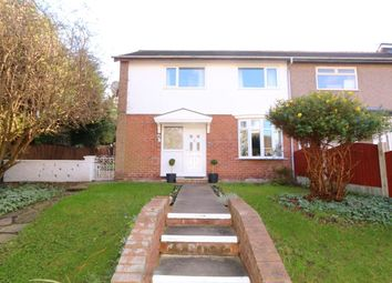 Thumbnail 3 bed terraced house for sale in Beverley Walk, Romiley, Stockport
