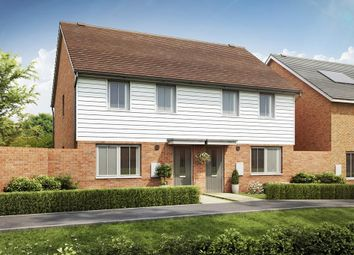 "Thumbnail 3 bedroom semi-detached house for sale in ""Maidstone"" at Rocky Lane, Haywards Heath"
