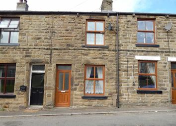 Thumbnail 2 bed terraced house for sale in Meadow Lane, Dove Holes, Derbyshire