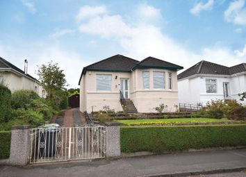 Thumbnail 2 bed detached bungalow for sale in Stamperland Drive, Clarkston, Glasgow