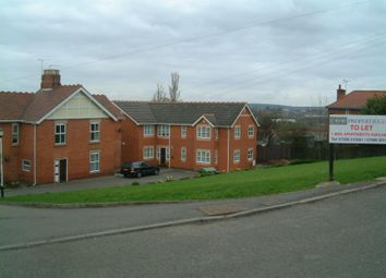 Thumbnail 1 bed flat to rent in 45 Laceyfields Road, Heanor