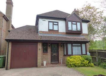 Thumbnail 4 bed detached house for sale in Highwood Ridge, Basingstoke