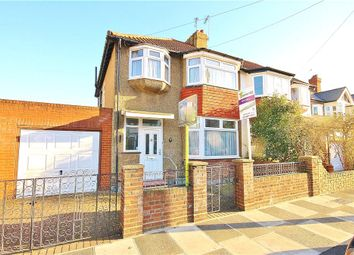 Thumbnail 3 bedroom semi-detached house for sale in Saville Road, Twickenham