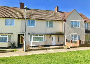 Thumbnail 3 bed terraced house for sale in Shenstone Drive, Ipswich