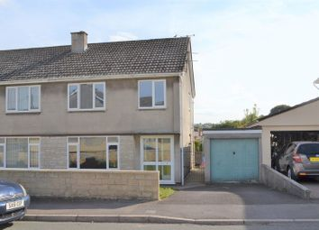 Thumbnail 3 bed semi-detached house for sale in Pinewood Road, Midsomer Norton, Radstock