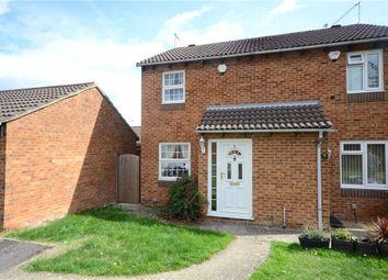 Thumbnail 2 bed semi-detached house for sale in Hornsea Close, Tilehurst, Reading