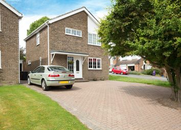 Thumbnail 3 bed detached house for sale in Fordham Road, Royston