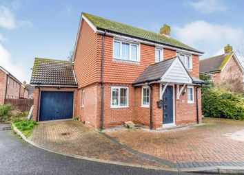 Thumbnail 3 bed detached house for sale in Barnfields Court, Great Easthall, Sittingbourne, Kent
