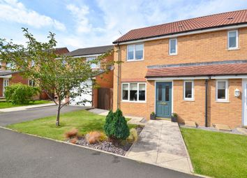 Thumbnail 3 bedroom semi-detached house for sale in Evergreen Close, Hartlepool
