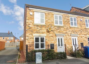 Thumbnail 2 bed semi-detached house for sale in Wyedale Way, Walkergate, Newcastle Upon Tyne