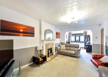 Thumbnail 4 bedroom detached house for sale in Leafield Rise, Two Mile Ash, Milton Keynes, Bucks