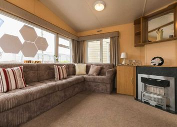 Thumbnail 3 bed mobile/park home for sale in Winchelsea Sands Holiday Park, Winchelsea