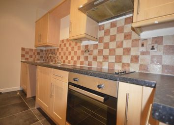 Thumbnail 1 bedroom flat to rent in Eastfield Court, Eastfield Road, Western Park, Leicester