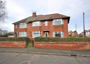 Thumbnail 3 bed semi-detached house to rent in Lady Road, York