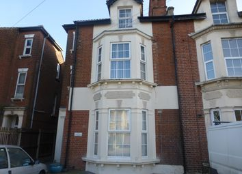 Thumbnail 1 bed flat to rent in Church Road, Clacton-On-Sea
