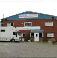 Thumbnail Light industrial for sale in Finlan Road, Widnes, Cheshire